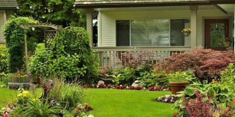 Make Your Landscape Design Pop With Color, Lincoln, Nebraska