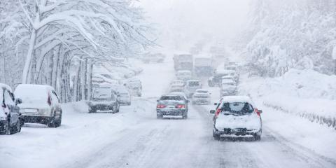 How to Drive Safely on Snow & Ice, Medary, Wisconsin