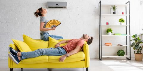 4 Reasons Your Air Conditioner Is Blowing Hot Air, Lula, Georgia