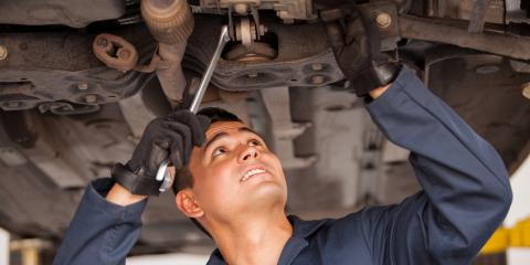 How to Avoid the Suspense of Fixing Your Suspension System, Nicholasville, Kentucky