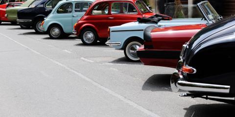 Planning on Restoring an Antique Car? 3 Models to Consider, Charlotte, North Carolina
