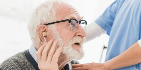 4 FAQ About Adult Hearing Loss, Fishersville, Virginia