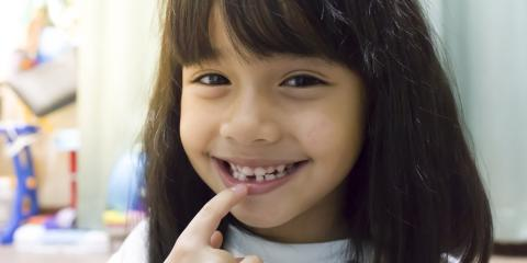 4 FAQ About Your Child's First Loose Tooth, Honolulu, Hawaii