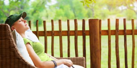 3 Reasons to Install Railings on Your Porch, Deep River, North Carolina