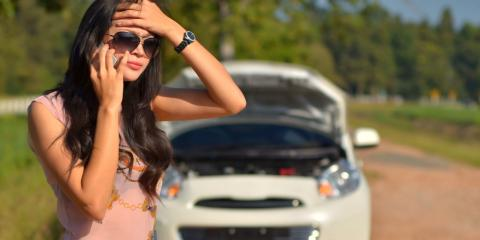 5 Common Issues Roadside Assistance Can Help With, Franklinville, New York