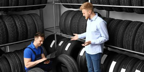 4 Ways to Tell You Need New Tires, Anchorage, Alaska