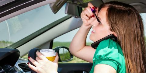 3 Ways to Avoid Distracted Driving, Fairfield, Ohio