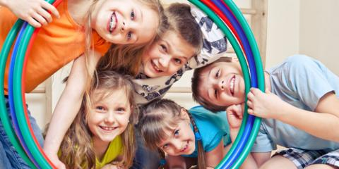 Why a Gym Is the Best Place for a Kid's Birthday Party, Burnsville, Minnesota