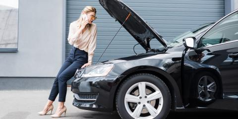 5 Steps to Take If Your Car Breaks Down, Rochester, New York