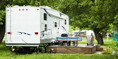 RV Camping Tips: How to Set Up Your RV at a Campground, Nogal, New Mexico