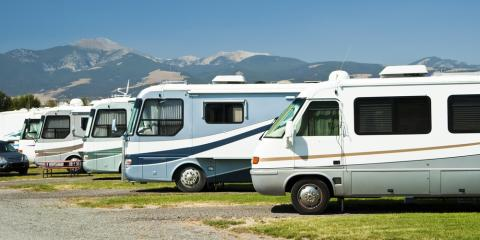How to Take an RV Out of Winter Storage, Anchorage, Alaska