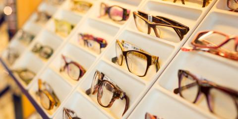 3 Types of Lenses for Your Glasses, Waukesha, Wisconsin