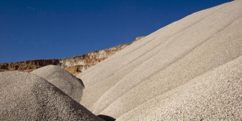 Local Sand Supplier Discusses The 3 Most Popular Types of Aggregates , Cincinnati, Ohio