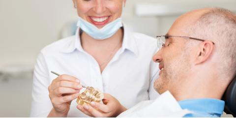 Comparing Dental Implants & Dentures, North Branch, Minnesota