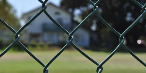Why You Should Consider Having a Chain Link Fence & Gate Installed, Clinton, Washington