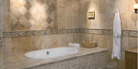 3 Tips for Patterned Ceramic Tiles in Bathrooms, Hamilton, Ohio