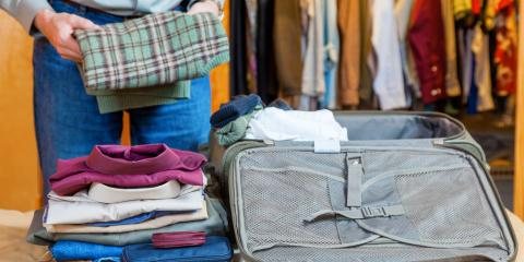 3 Packing Tips for an Extended Stay Business Trip, Mebane, North Carolina