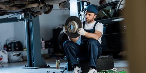 An Introduction to Car Brakes, Gulf Shores, Alabama