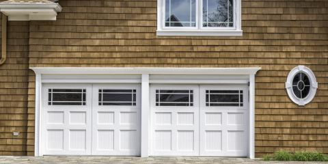 4 Signs You Need a New Garage Door, Jessup, Maryland