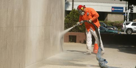 3 Mistakes to Avoid When Sandblasting, Harrison, Ohio