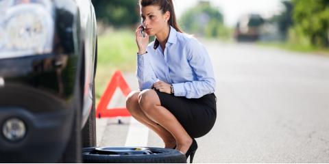FAQ: How to Avoid Getting a Flat Tire, Paterson, New Jersey