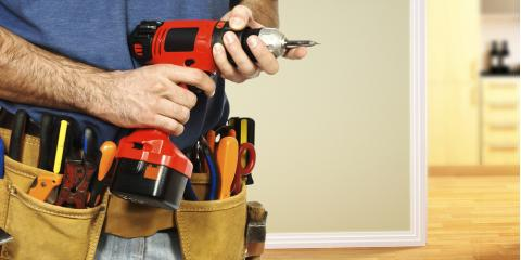 The Difference Between a Handyman & Contractor, Hallsville, Missouri