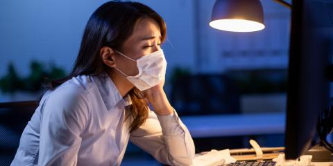 How to Prevent the Flu at Your Office, Honolulu, Hawaii