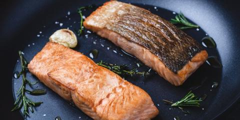 Your Guide to Preparing Salmon, Anchorage, Alaska