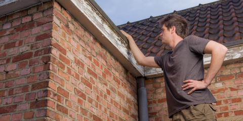 3 Signs You Need a Roof Inspection, Hurst, Texas