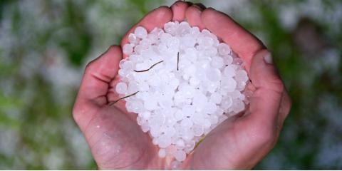 3 Tips for Handling Hail Damage to Your Roof, Omaha, Nebraska