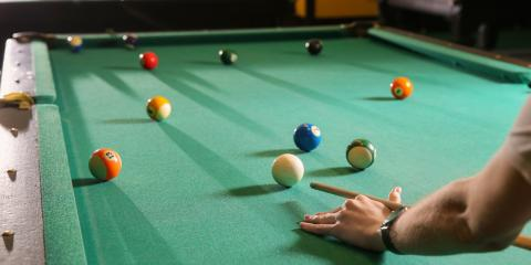 3 Trick Pool Shots Anyone Can Learn, Foley, Alabama