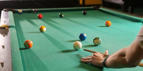 3 Trick Pool Shots Anyone Can Learn, Foley, Alabama