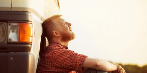 4 Ways Truck Drivers Can Handle Stress on The Road, Columbia, Ohio