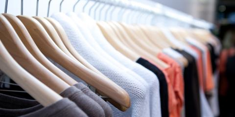 How to Prepare Your Clothes for Dry Cleaning, Deer Park, Ohio