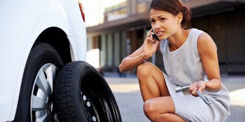3 Tips to Follow If You Get a Flat Tire, Russellville, Arkansas