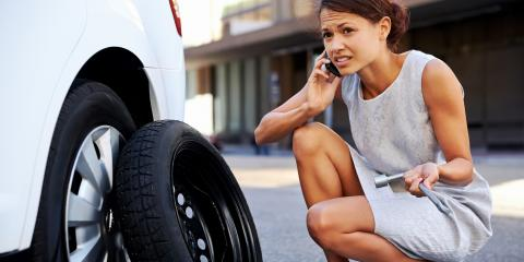 3 Tips for Changing a Tire on a Busy Road, Tesson Ferry, Missouri