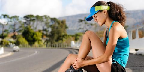 3 Sport-Related Foot & Ankle Injuries Your Podiatrist Wants You to Know, Georgetown, Kentucky