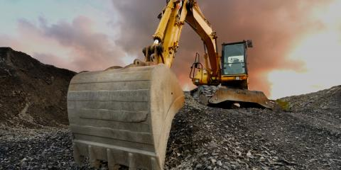 What Causes a Mine to Fail?, Harrison, Ohio