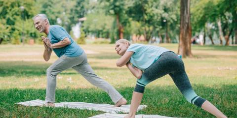 3 Ways to Keep an Elderly Parent Engaged & Active, Upper Arlington, Ohio