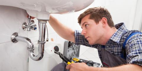 3 Common Plumbing Issues & When to Call for Help, Lemon, Ohio