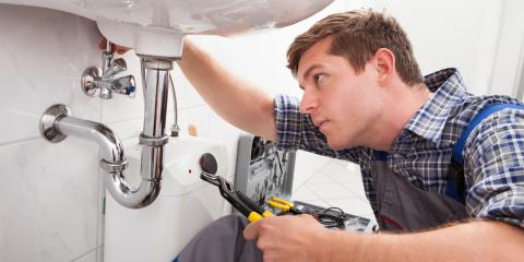 When to Call a Plumbing Contractor, Edgewood, Kentucky