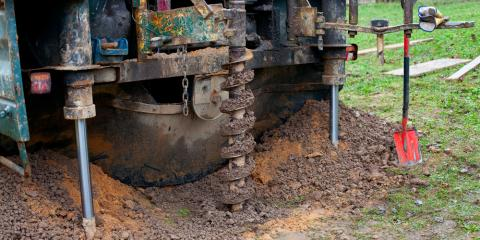 What Equipment Is Used for Water Well Drilling?, Tazewell, Tennessee