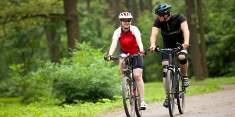 3 Health Benefits of Riding a Bike, Dobbs Ferry, New York