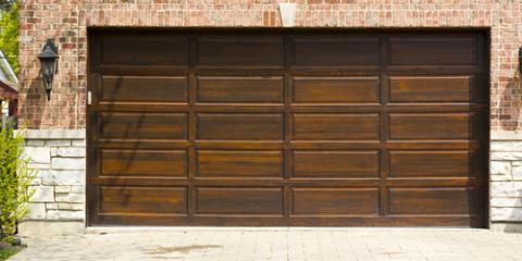 4 Signs You May Need Garage Door Repairs, Wentzville, Missouri