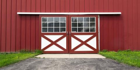 3 Great Commercial Garage Door Options, Wentzville, Missouri