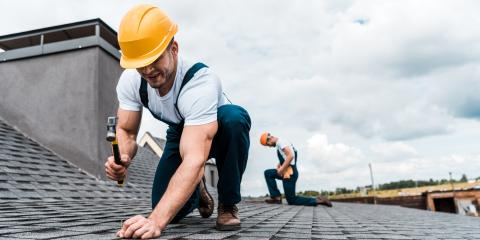 4 Issues That May Require Spring Roof Repair , Lorain, Ohio