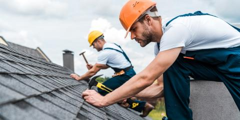 3 Summer-Related Roof Problems, Cincinnati, Ohio