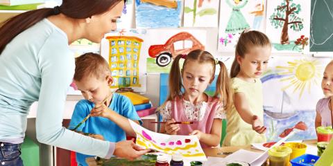 3 Compelling Benefits of Art Education for Children, Remington, Ohio
