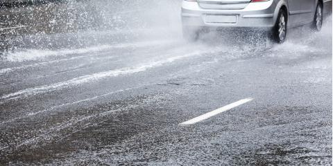 5 Tips for Driving in Heavy Wind or Rain, Carlsbad, New Mexico