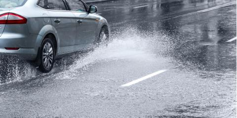 Roadside Assistance Team Offers 3 Tips to Avoid Hydroplaning, Wahiawa, Hawaii